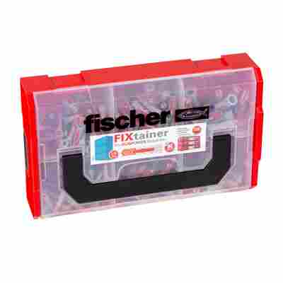 Dübel-Box 'FIXtainer - Duopower' 210-teilig