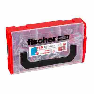 Dübel-Box 'FIXtainer - Duopower' kurz/lang, 210-teilig
