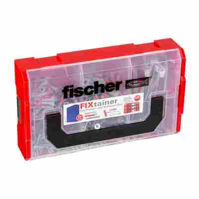 Dübel- und Schrauben-Box 'FIXtainer - Duopower/Duotec' 200-teilig