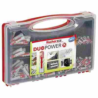 Dübel-Box 'FIXtainer Duopower' 280-teilig