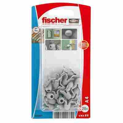 fischer Anker A 4 20 Stück
