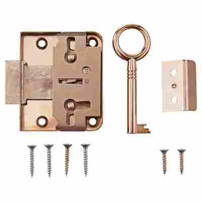 Aufschraubschloss Metall 49 x 58,5 x 9,5 mm