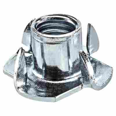 Einschlagmutter Stahl verzinkt M10