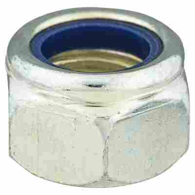 Sechskant-Sicherungsmutter M18 Stahl 1 Stück