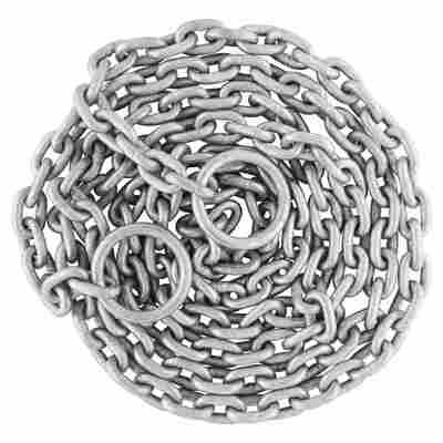 Ankerkettenvorläufer Stahl verzinkt Ø 0,006 x 3 m