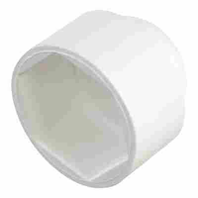 Schutzkappen AF Kunststoff weiß 4 Stück M12