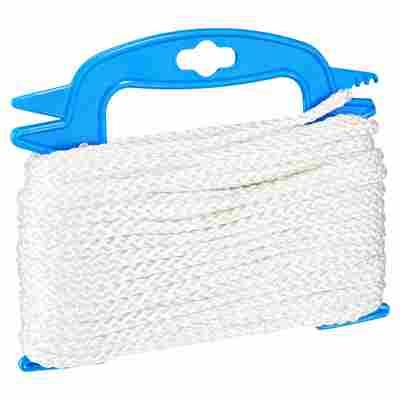 Seil geflochten weiß Ø 6 mm x 20 m
