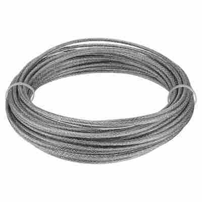Drahtseil Stahl verzinkt 10 m Ø 1,5 mm