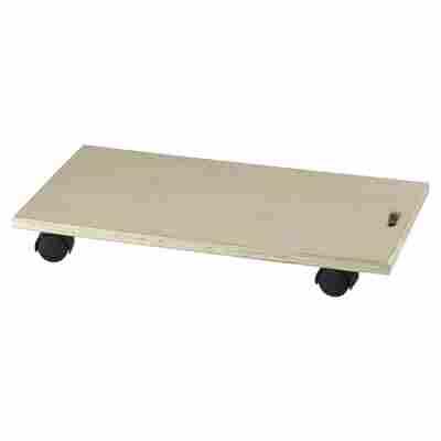 Möbelroller 100 kg 50 x 25 x 8,5 x 1,8 cm