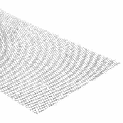 Streckmetall Aluminium 100 x 20 x 0,08 cm