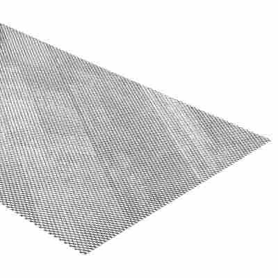 Streckmetall Stahl 100 x 60 cm
