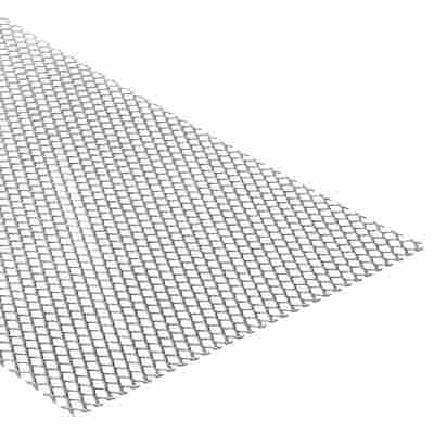 Streckmetall Stahl 100 x 12 cm