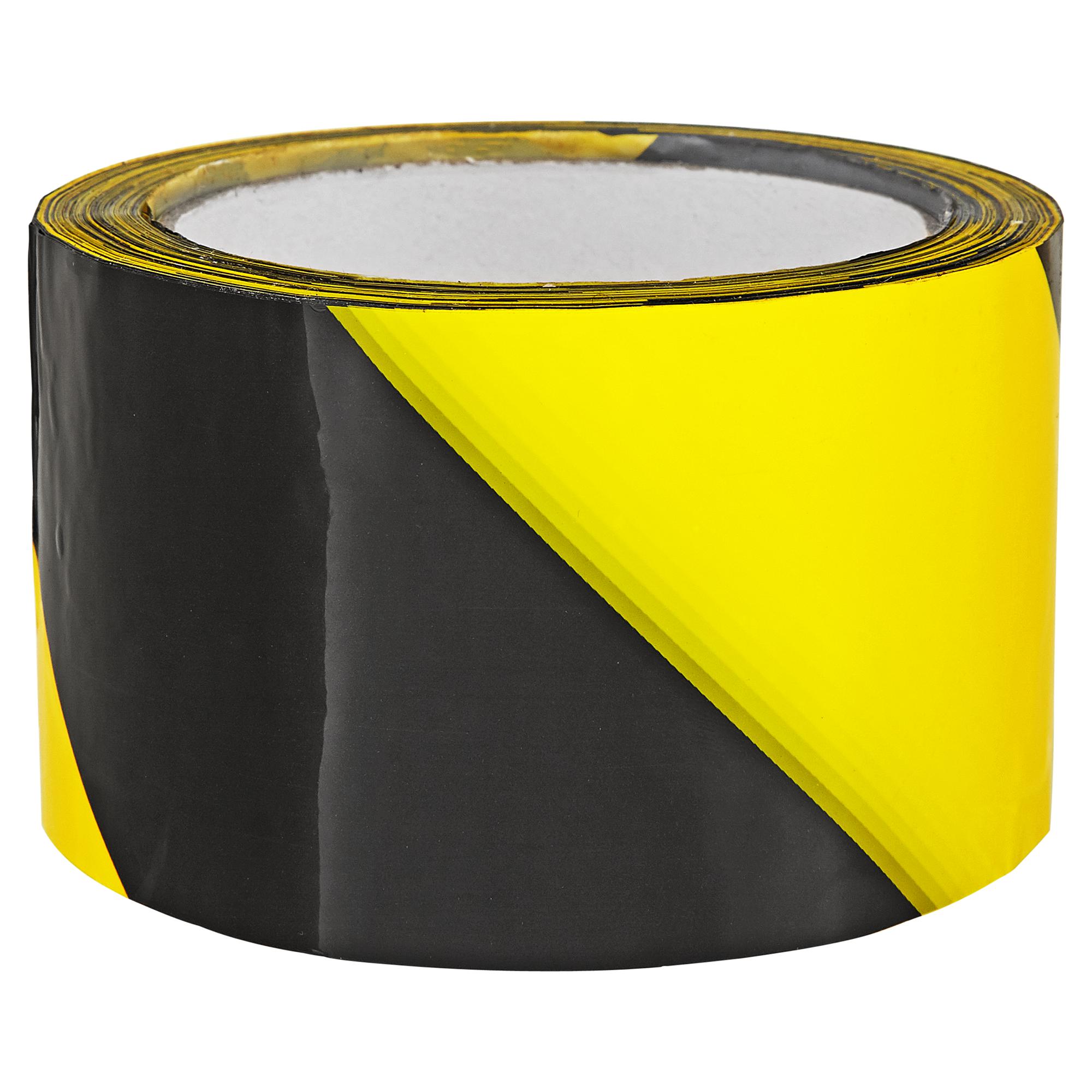 Super Absperrband gelb-schwarz 66 mm ǀ toom Baumarkt BY15