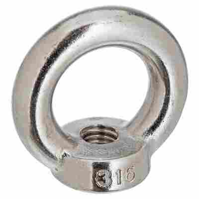 Ringmutter Edelstahl M8