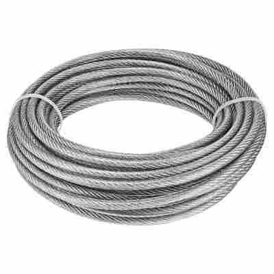 Drahtseil Stahl verzinkt 10 m Ø 3 mm