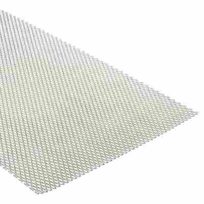 Streckmetall Stahl 50 x 25 cm