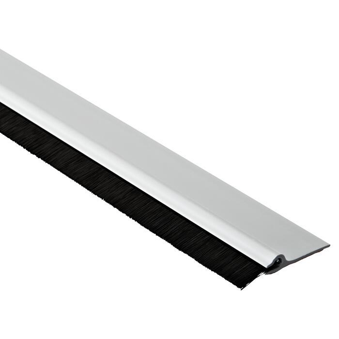 Pvc Turdichtungsburste Silber 1000 X 45 Mm ǀ Toom Baumarkt