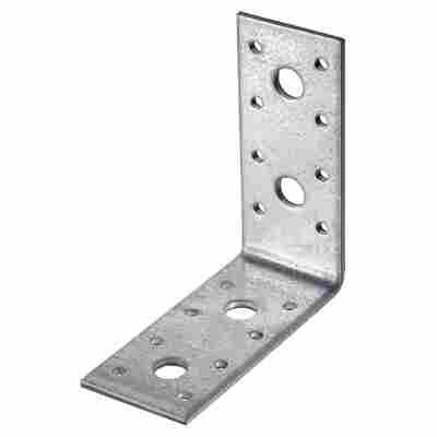 HV-Winkelverbinder 9 x 9 x 4 cm 25 Stück