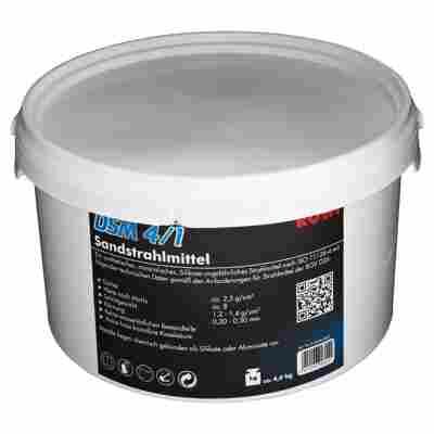 Sandstrahlmittel 'DSM 4/1' 4 kg, 0,2-0,5 mm