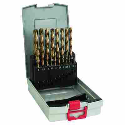 ProBox HSS-Metallbohrer-Set 19-tlg.