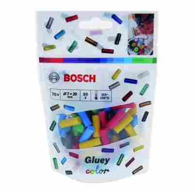 Heißklebesticks 'Gluey Color' 70 Stück