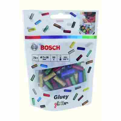 Heißklebesticks 'Gluey Glitter' 70 Stück
