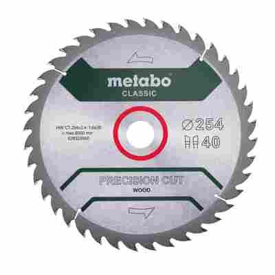 Kreissägeblatt 'Precision Cut Wood Classic' 254 x 2,4 x 30 mm