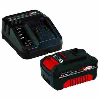 Starter-Kit 'Power X-Change' Ladegerät und Akku 18 V, 4,0 Ah