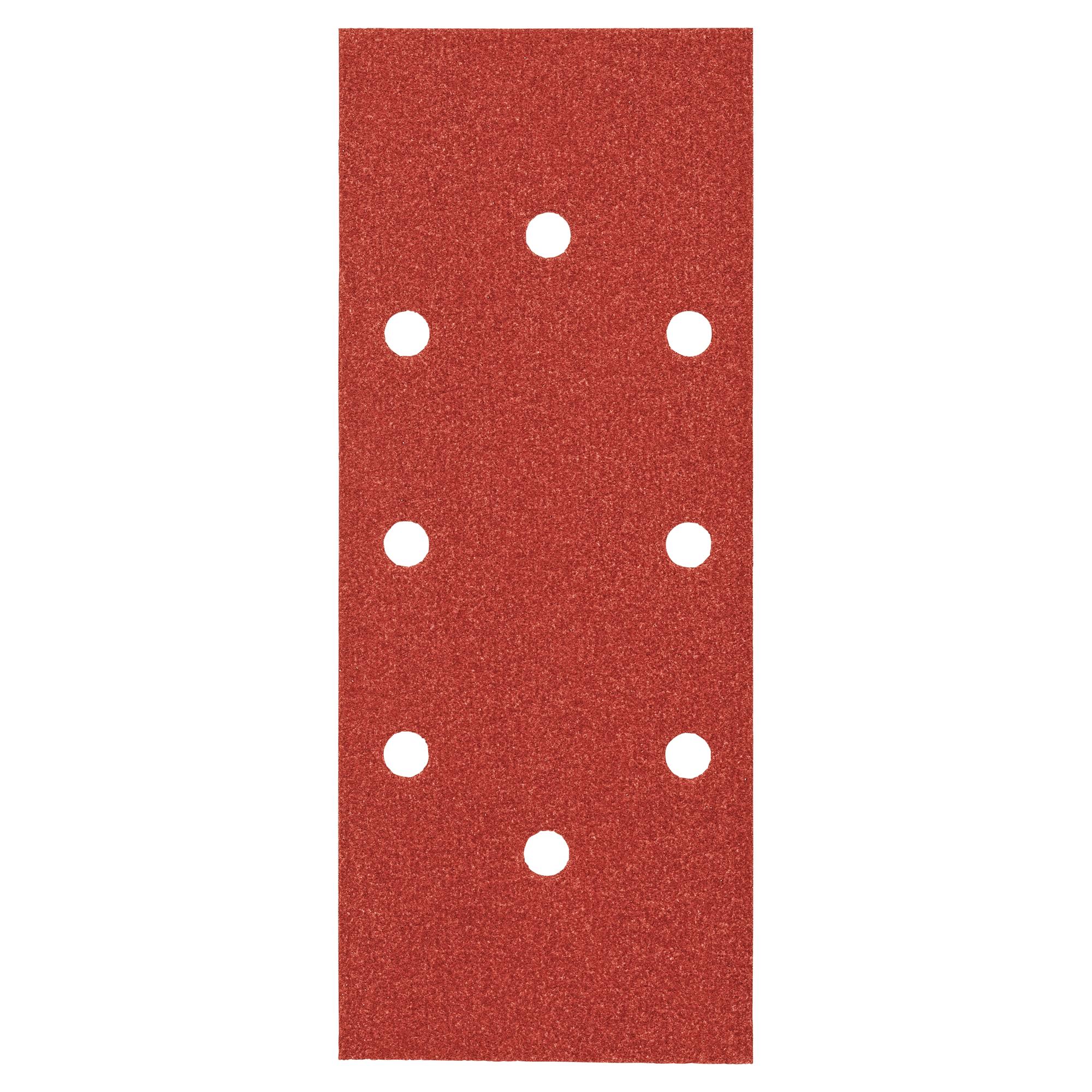 5x Exzenterschleifblatt für Holz fein G120 ø115mm