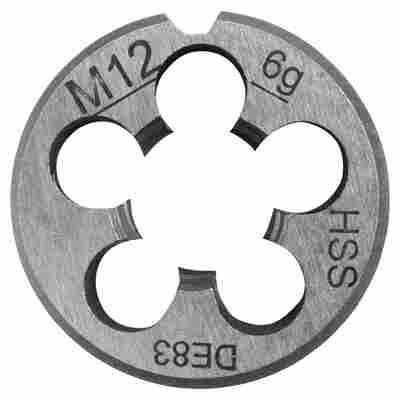 Schneideisen M12