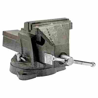 Schraubstock drehbar 125 mm