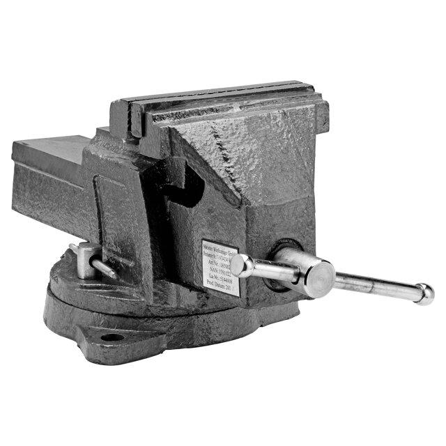 Schraubstock drehbar 125 mm ǀ toom Baumarkt