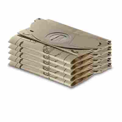 Filterset für Waschsauger und WD 2.500 5 Stück