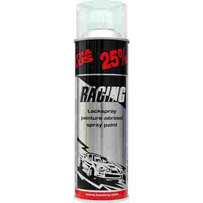 Autolackspray 'Racing' transparent glänzend 500 ml
