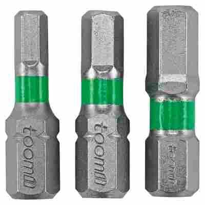 Bitset Torsion HEX 3-tlg. 4/5/6 mm