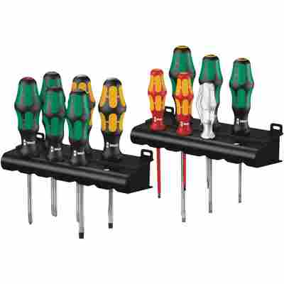 Schraubendreher-Set 'Kraftform XXL' SL/PH/PZ, 12-teilig