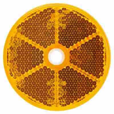 UniTec Seitenreflektoren gelb 2 Stück