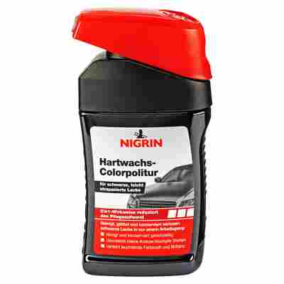 Hartwachs-Colorpolitur schwarz 300 ml