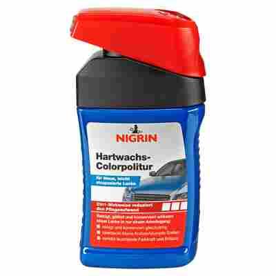 Hartwachs-Colorpolitur blau 300 ml