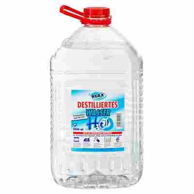 Destilliertes Wasser 5 l