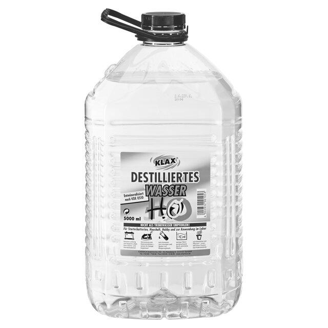 Destilliertes Wasser 5 L ǀ Toom Baumarkt