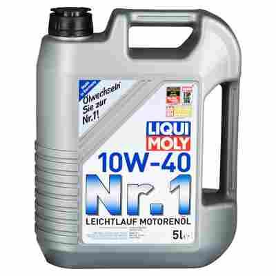 Leichtlauf-Motorenöl Nr. 1 '10W-40', 5 l