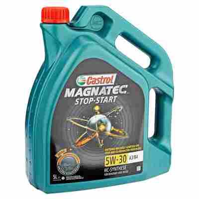 Motorenöl Magnatec Stop-Start 5W-30 A3/B4, 5 l