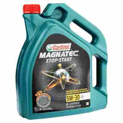 Motorenöl Magnatec Stop-Start 5W-30 C3, 5 l