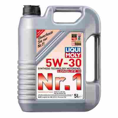 Motorenöl Nr. 1 5W-30, 5 l