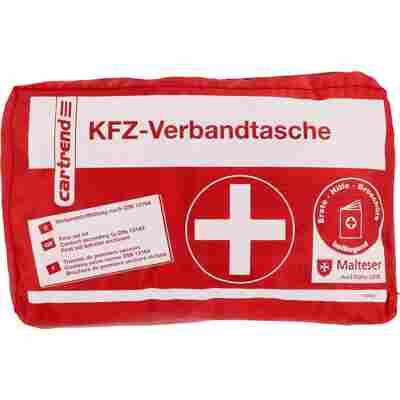 KFZ-Verbandtasche DIN 13164 rot