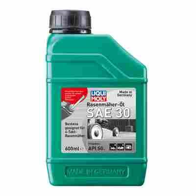 Einbereichs-Motoröl für Rasenmäher 'SAE 30' 600 ml