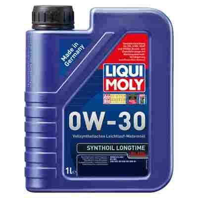 Leichtlauf-Motorenöl 'Synthoil Longtime Plus' 0W-30, 1 l