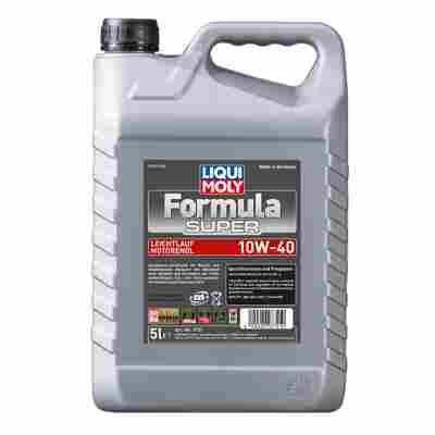Leichtlauf-Motoröl 'Formula Super 10W-40' 5 l