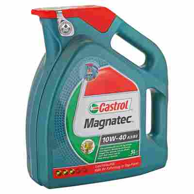 Leichtlauf-Motorenöl 'Magnatec' 10W-40, 5 l